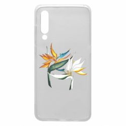 Чехол для Xiaomi Mi9 Flowers art painting