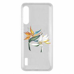 Чохол для Xiaomi Mi A3 Flowers art painting