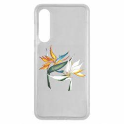 Чехол для Xiaomi Mi9 SE Flowers art painting