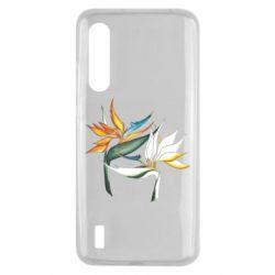 Чехол для Xiaomi Mi9 Lite Flowers art painting