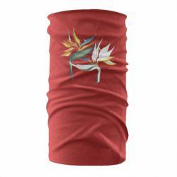 Бандана-труба Flowers art painting