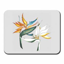 Коврик для мыши Flowers art painting