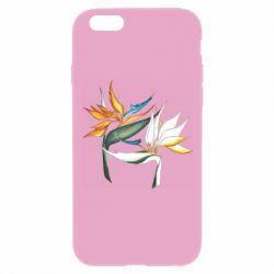 Чохол для iPhone 6 Plus/6S Plus Flowers art painting