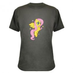 Камуфляжная футболка Fluttershy