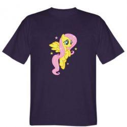 Мужская футболка Fluttershy - FatLine
