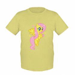 Дитяча футболка Fluttershy - FatLine