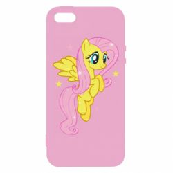 Чохол для iphone 5/5S/SE Fluttershy - FatLine