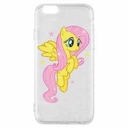 Чохол для iPhone 6/6S Fluttershy - FatLine