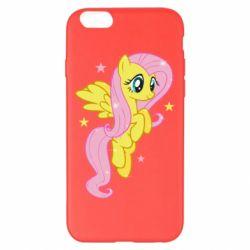 Чохол для iPhone 6 Plus/6S Plus Fluttershy - FatLine