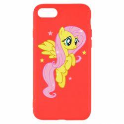 Чехол для iPhone 7 Fluttershy