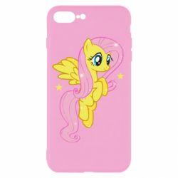 Чохол для iPhone 7 Plus Fluttershy - FatLine