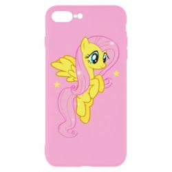 Чохол для iPhone 8 Plus Fluttershy - FatLine
