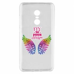 Чехол для Xiaomi Redmi Note 4 Fly to your dream