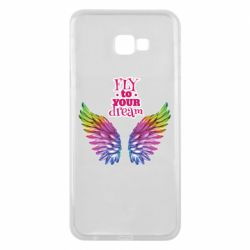 Чохол для Samsung J4 Plus 2018 Fly to your dream
