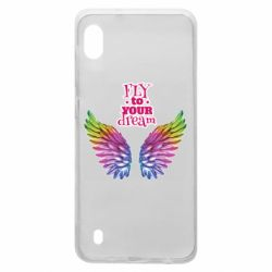 Чохол для Samsung A10 Fly to your dream