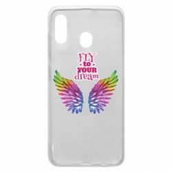 Чохол для Samsung A30 Fly to your dream