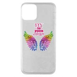 Чохол для iPhone 11 Fly to your dream