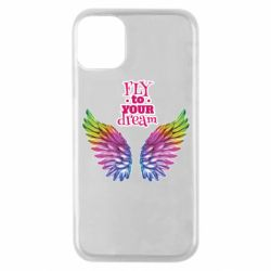 Чохол для iPhone 11 Pro Fly to your dream