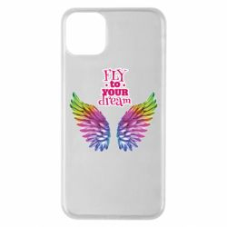 Чохол для iPhone 11 Pro Max Fly to your dream