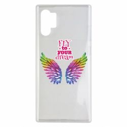 Чохол для Samsung Note 10 Plus Fly to your dream
