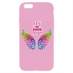 Чохол для iPhone 6/6S Fly to your dream