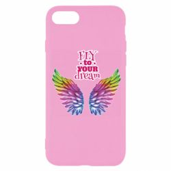 Чохол для iPhone 8 Fly to your dream