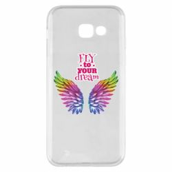 Чохол для Samsung A5 2017 Fly to your dream