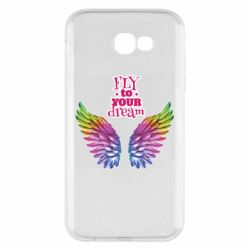 Чохол для Samsung A7 2017 Fly to your dream