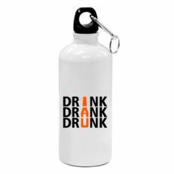 Фляга Drink Drank Drunk