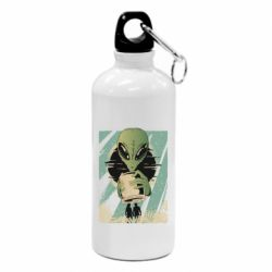 Фляга Alien with a can