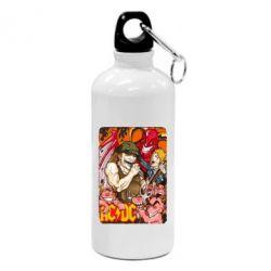 Фляга AC DC Art Banner - FatLine