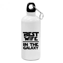Фляга Best wife in the Galaxy