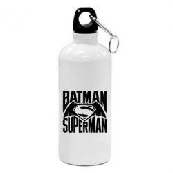 Фляга Бэтмен vs. Супермен - FatLine