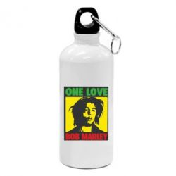 Фляга Bob Marley One Love - FatLine