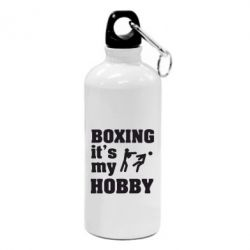 Фляга Boxing is my hobby - FatLine