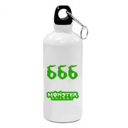 Фляга Devil Monster Energy