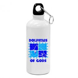 Фляга Dolphins of god