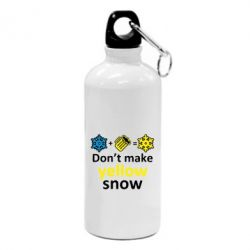 Фляга Don't Make Yellow snow - FatLine