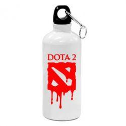 Фляга Dota 2 Logo - FatLine