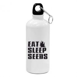 Фляга Eat Sleep Seeds (pirat bay) - FatLine