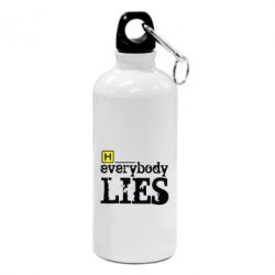 Фляга Everybody LIES House - FatLine