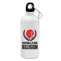 Фляга Football is our religion