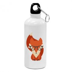 Фляга Fox in glasses