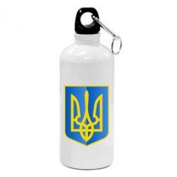 Фляга Герб України 3D - FatLine