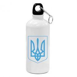 Фляга Герб України з рамкою - FatLine