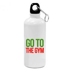 Фляга GO TO THE GYM - FatLine