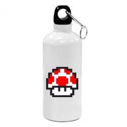 Фляга Гриб Марио в пикселях - FatLine