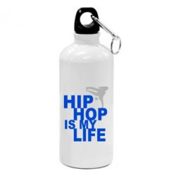 Фляга Hip-hop is my life