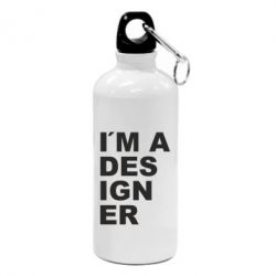 Фляга I'AM A DESIGNER - FatLine