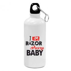 Фляга I am RAZOR sharp Baby